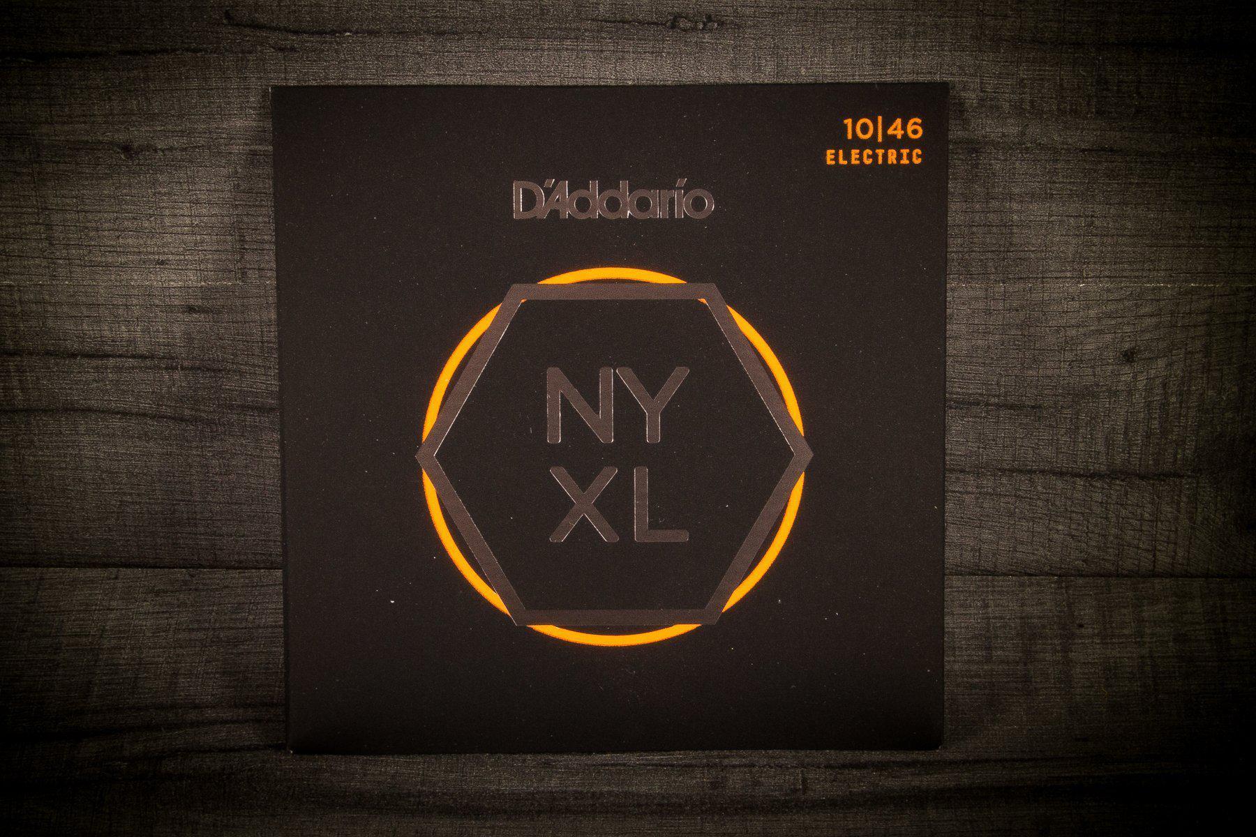 D'addario NYXL: выше, быстрее, сильнее
