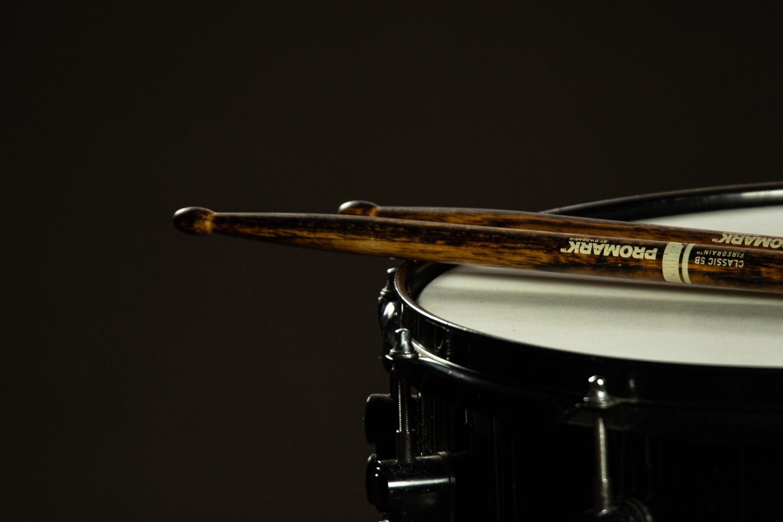 Как выбрать барабанные палочки?