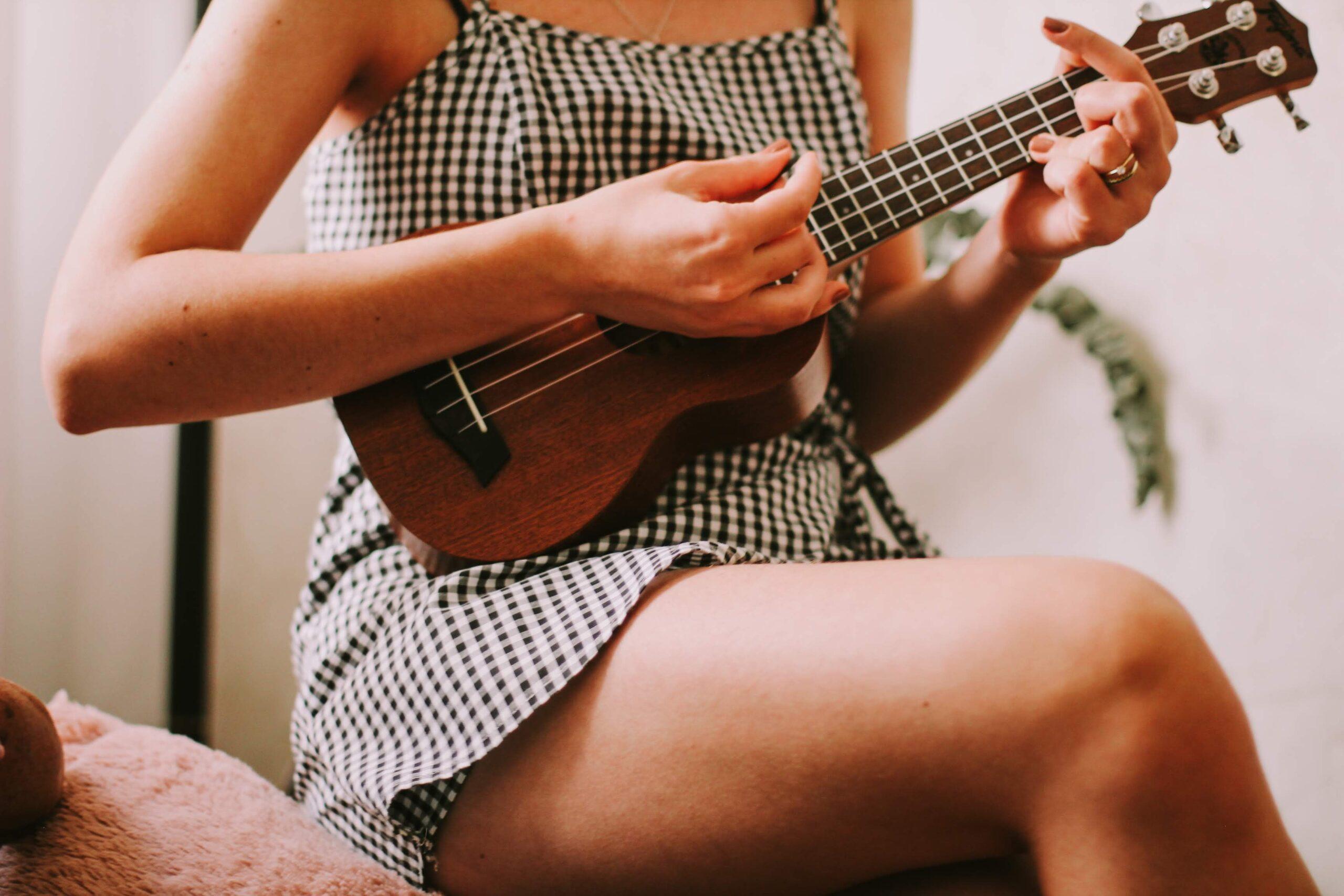 Укулеле – милая гавайская гитара